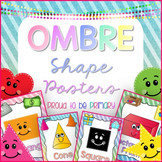 Shape Posters OMBRE