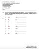 ON GOOGLE DRIVE - GR. 1 F.I. STUDENT WORKBOOK, ANSWER GUIDE, STUDY NOTES