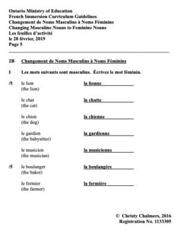 ON GOOGLE DRIVE - GR. 2 F.I. STUDENT WORKBOOK, ANSWER GUIDE, STUDY GUIDE