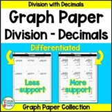 Dividing Decimals Long Division On Graph Paper