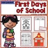 Back to School Activities, Kindergarten, Classroom Management, Welcome