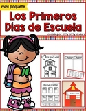 SPANISH: Welcome to School, Classroom Rules, Classroom Management