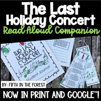 The Last Holiday Concert Read Aloud Companion