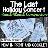 The Last Holiday Concert Read Aloud Companion for Distance