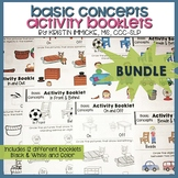 Basic Concepts Activity Booklets BUNDLE