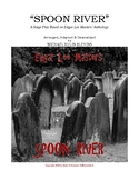 "ONE-ACT STAGE PLAY: ""Spoon River"" based on Edgar Lee Maste"