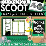 One And Only Ivan Interactive Digital Scoot on Google Slides