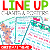 Line Up Chants | Classroom Management