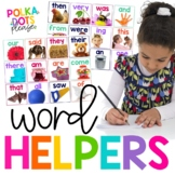 Word Helpers Mini Word Wall