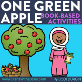 ONE GREEN APPLE Activities and Read Aloud Lessons