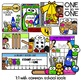 ONE-TO-ONE CORRESPONDENCE ACTIVITY PACK {1:1 with School Buds}