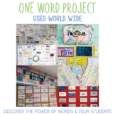 ONE WORD PROJECT: A Word of the Week, Month, or Year and HOW to Live Up to It