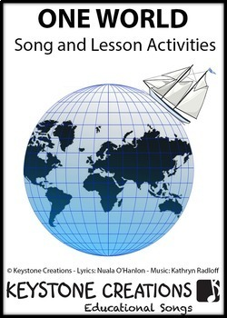MP3: Children SING & LEARN about multiculturalism ~ similarities and differences