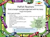 ONLINE TEACHING - PalFish - 4.0 LEVEL 1 Trial Pack