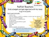 ONLINE TEACHING - PalFish - 4.0 Starter Trial Pack