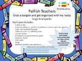ONLINE TEACHING - PalFish - Pre K Trial Pack