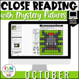 Reading Comprehension Passages: October | Digital ONLY | C