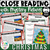 Christmas Reading Comprehension Activity | PRINT Only