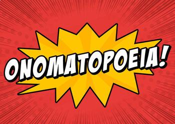 ONOMATOPOEIA!