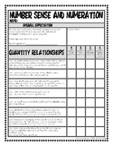 ONTARIO CURRICULUM,Assessment OF Learning,Grade ONE Number