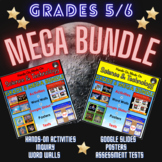 ONTARIO SCIENCE: GRADES 5/6  CENTRES MEGA BUNDLE