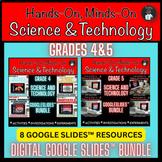 ONTARIO SCIENCE: GR 4|5 COMBINED GRADES GOOGLE SLIDES™ DIG