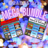 ONTARIO SCIENCE: GRADE 2/3 CENTRES MEGA BUNDLE