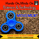 ONTARIO SCIENCE: GR. 2/3 MOVEMENT AND  STRONG & STABLE STRUCTURES BUNDLE
