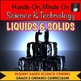 ONTARIO SCIENCE: GRADE 2/3 PROPERTIES OF LIQUIDS & SOLIDS AND FORCES CENTRES