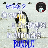 ONTARIO SCIENCE: GRADE 2 GROWTH AND CHANGES IN ANIMALS BUNDLE