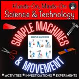 ONTARIO GRADE 2 SCIENCE: MOVEMENT & SIMPLE MACHINES