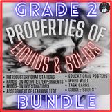 ONTARIO SCIENCE: GRADE 2 PROPERTIES OF LIQUIDS AND SOLIDS BUNDLE