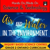 ONTARIO SCIENCE: GRADE 2 AIR AND WATER IN THE ENVIRONMENT