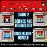ONTARIO SCIENCE: GRADE 2 SCIENCE AND TECHNOLOGY GOOGLE SLI
