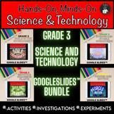 ONTARIO SCIENCE: GRADE 3 SCIENCE AND TECHNOLOGY GOOGLE SLI
