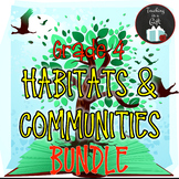 ONTARIO SCIENCE: GRADE 4 HABITATS AND COMMUNITIES BUNDLE