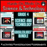 ONTARIO SCIENCE: GRADE 4 SCIENCE AND TECHNOLOGY GOOGLE SLI