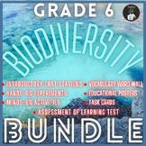 ONTARIO SCIENCE: GRADE 6 BIODIVERSITY BUNDLE
