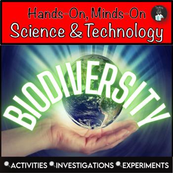ONTARIO SCIENCE: GRADE 6 BIODIVERSITY SCIENCE CENTRES