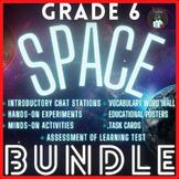 ONTARIO SCIENCE: GRADE 6 SPACE BUNDLE