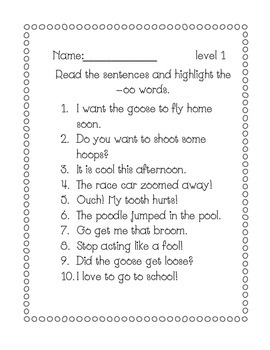OO Activities and Games