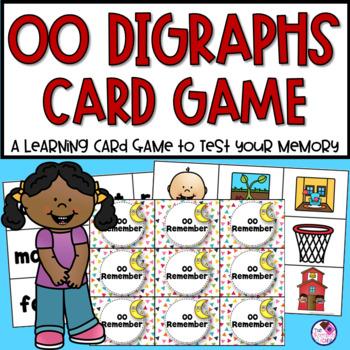 OO Diphthong Memory Game