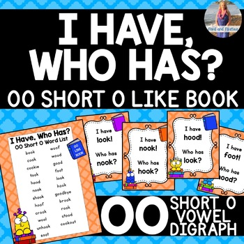 "Digraph OO ""I Have, Who Has"""