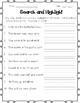 Digraph OO Like Moon Word Study:  Activities, Games, Worksheets