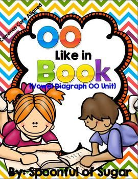 OO Like in Book (A Vowel Digraph OOUnit)