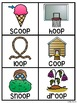 OO Pocket Chart Centers and Materials