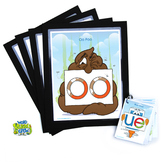 OO Diphthong Word Buddy Combo Pack (EW, OO, UE, UI) Cards and Posters