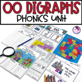 OO Digraph Worksheets and Activities