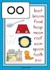 Digraph / Vowel Team OO: Phonics Word Work {Multiple Phonograms}
