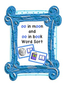 OO Word Sort Game